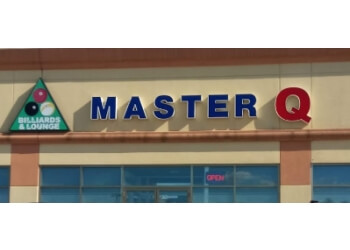 Markham sports bar Master Q Snooker, Billiards & Lounge