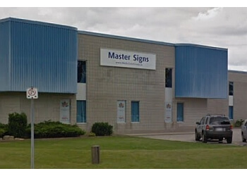 Kitchener sign company Master Signs