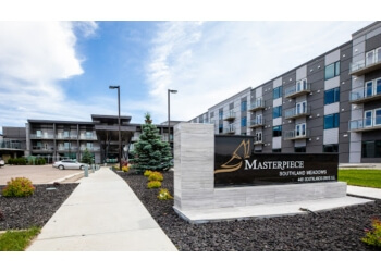 Medicine Hat retirement home Masterpiece Southland Meadows