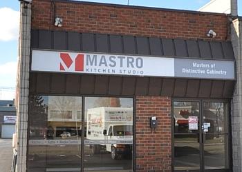 Windsor custom cabinet Mastro Kitchen Studio