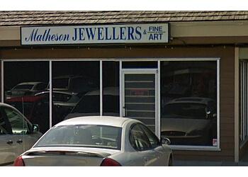 Nanaimo jewelry Matheson Jewellers & Fine Art