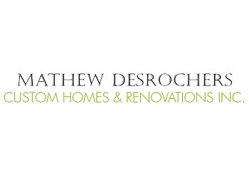 Burlington home builder Mathew Desrochers Custom Homes & Renovations Inc.