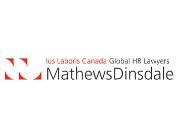 Sault Ste Marie employment lawyer Mathews, Dinsdale & Clark LLP