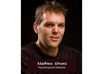 Gatineau physical therapist Mathieu Girard, PT