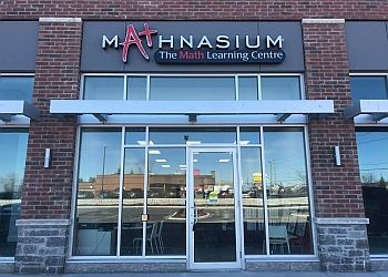 Ajax tutoring center Mathnasium