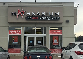 Cambridge tutoring center Mathnasium