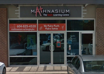 Langley tutoring center Mathnasium