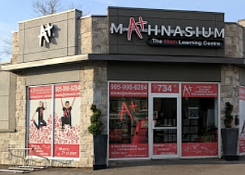 Mississauga tutoring center Mathnasium