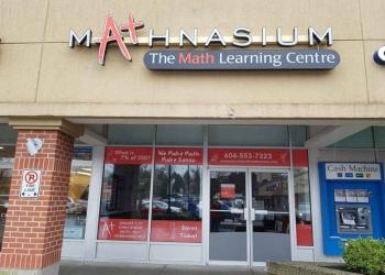 New Westminster tutoring center Mathnasium