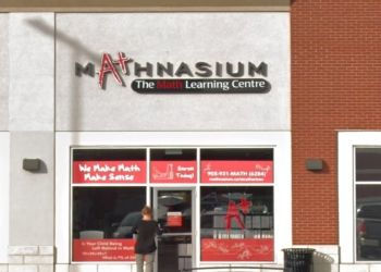 St Catharines tutoring center Mathnasium