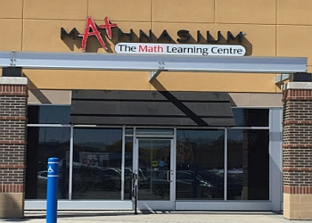 Winnipeg tutoring center Mathnasium