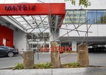 Edmonton hotel Matrix Hotel