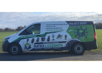 Richmond Hill locksmith Matrix Locksmith