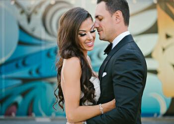 New Westminster wedding photographer Matte Box Memories