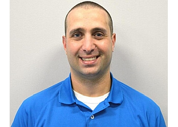 Sault Ste Marie physical therapist Matthew Chlebus, M.Sc PT