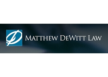 Fredericton estate planning lawyer Matthew DeWitt Law