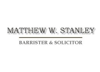 Guelph dui lawyer  Matthew W. Stanley Law Office