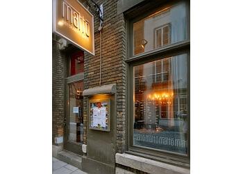 Quebec italian restaurant Matto