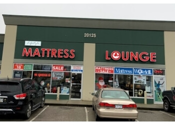Langley mattress store Mattress Lounge