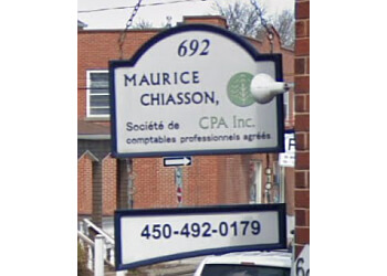 Terrebonne accounting firm Maurice Chiasson CPA INC.