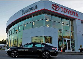 Shawinigan car dealership Mauricie Toyota