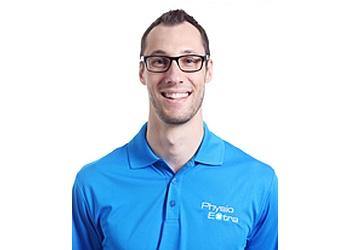 Montreal physical therapist Maxime Faucher-Paré, PT