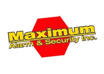 Moncton security system Maximum Alarm & Security inc.