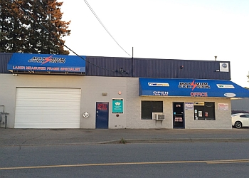 Abbotsford auto body shop Maximum Collision