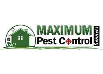 Burlington pest control Maximum Pest Control Services