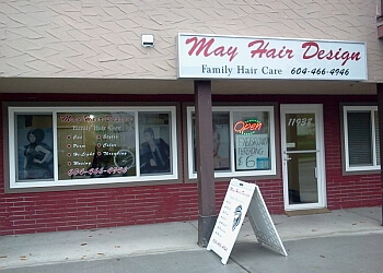 Maple Ridge hair salon May Hair Design