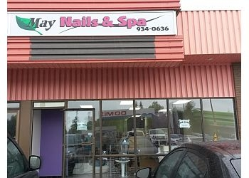 Saskatoon nail salon May Nails & Spa