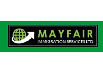 Surrey immigration consultant Mayfair Immigration Services Ltd.