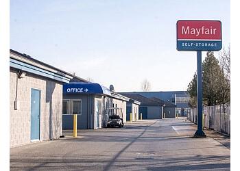 Maple Ridge storage unit Mayfair Self Storage