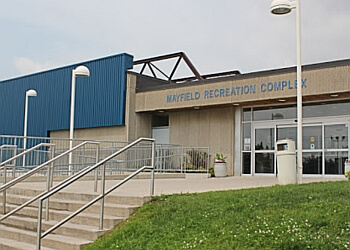 Caledon recreation center Mayfield Recreation Complex