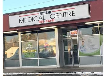 Calgary urgent care clinic Mayland Medical Walk-In Clinic