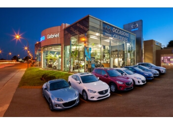 Montreal car dealership Mazda Gabriel St-Jacques