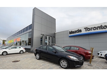 Toronto car dealership Mazda of Toronto