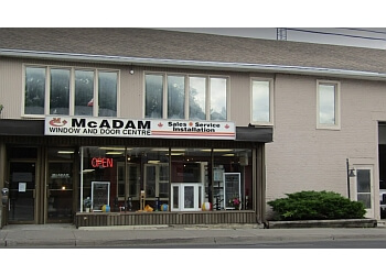 Belleville window company McAdam Window and Door Centre