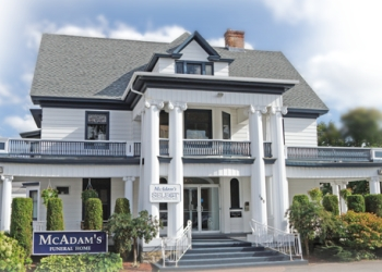 Fredericton funeral home McAdam's Funeral Home & Crematorium