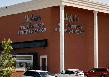 Airdrie furniture store McArthur Fine Furniture