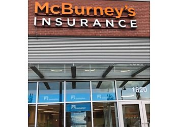 Richmond insurance agency McBurney's Insurance Agency Ltd.