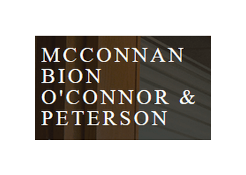 Victoria civil litigation lawyer McConnan Bion O'Connor Peterson