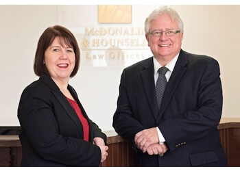 St Johns notary public  McDonald & Hounsell Law Offices