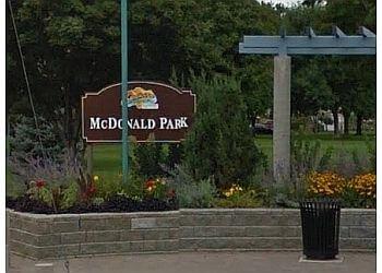 Kamloops public park McDonald Park