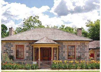 Cambridge landmark McDougall Cottage Historic Site