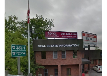 St Catharines real estate agent McGarr Realty Corp., Brokerage