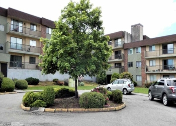 Chilliwack apartments for rent McIntosh Manor