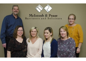 Richmond Hill estate planning lawyer McIntosh & Pease Barristers and Solicitors