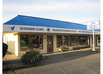 Victoria veterinary clinic McKenzie Veterinary Services