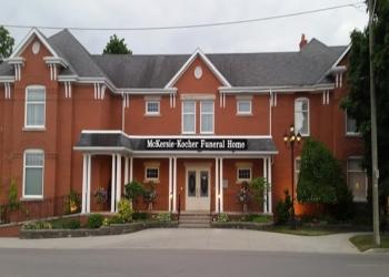 Milton funeral home McKersie-Kocher Funeral Home
